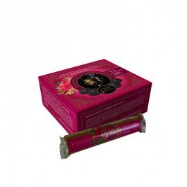 Węgle trybularzowe 22 mm różane