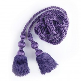 Cingulum fioletowe z linii Elegance