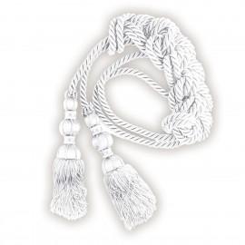 Cingulum białe z linii Elegance