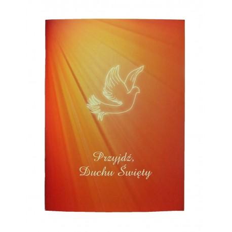 Katechizm dla bierzmowanych WDS Przyjdź Duchu Święty