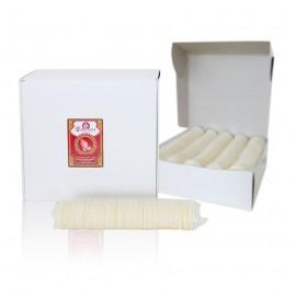 Komunikanty 35mm białe