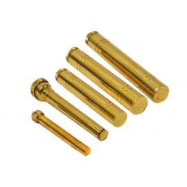 Kropidło złote długość 14 cm. ( art.563)