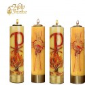 Świece Ołtarzowe - olejowe