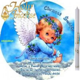 Świece Chrzest