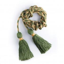 Cingulum - kolor: zielony+złoty