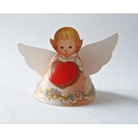Aniołek ozdoba papierowa