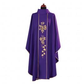 Ornat fioletowy   IHS Winogrona
