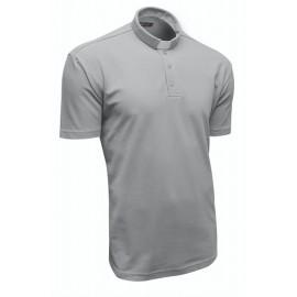 Koszula kapłańska POLO szara