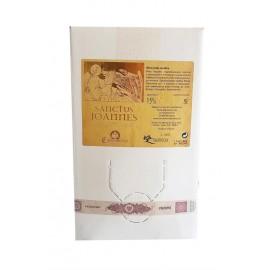 Wino mszalne Santus Joannes białe, słodkie 5 L