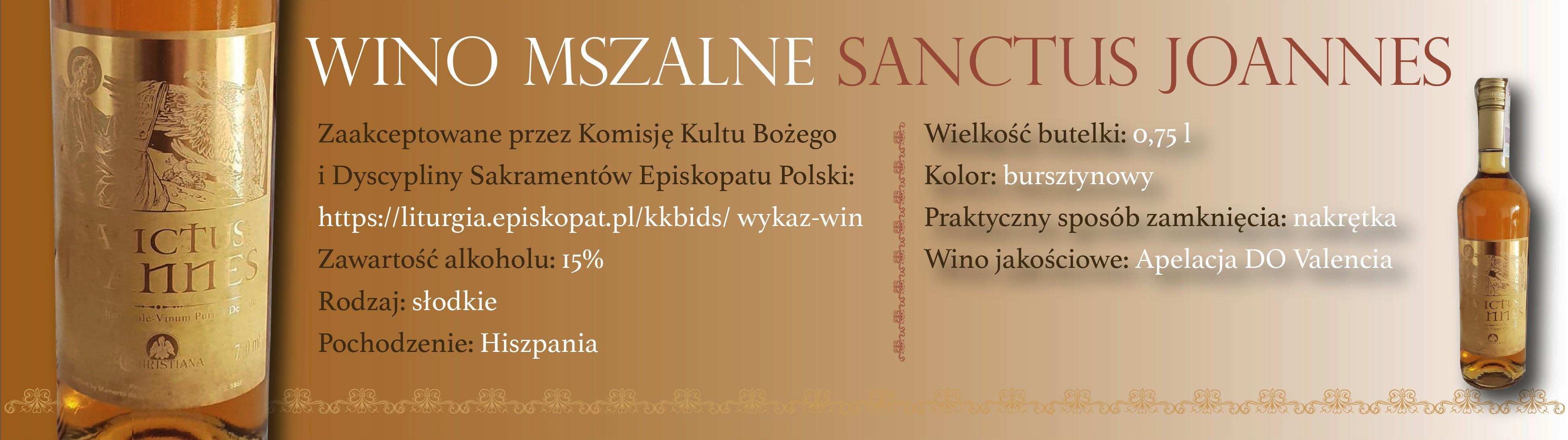 Baner - wino